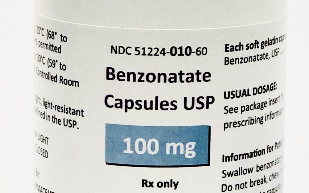 Benzonatate Capsules, USP